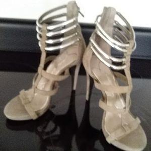 Jessica Simpson 4-inch sexy sandal heels